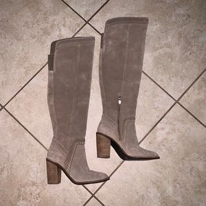 Vince Camuto Madolee Suede Boots